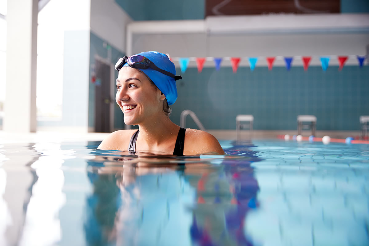 Three Ways Your Pool Can Help You Reach Your Goals