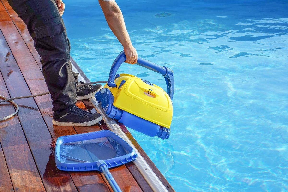 Five Tips for Pool Cleaning and Care